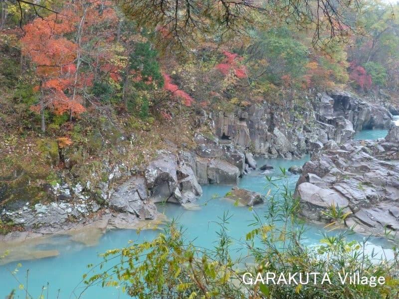 厳美渓 (Genbikei)(岩手県一関市)